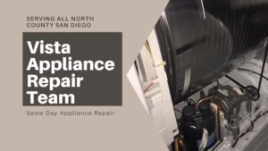 appliance repair in vista ca 92083