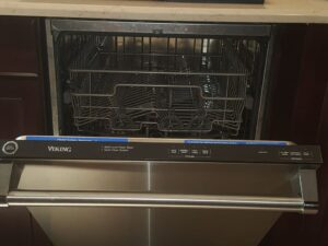 dishwasher not starting repair in vista ca